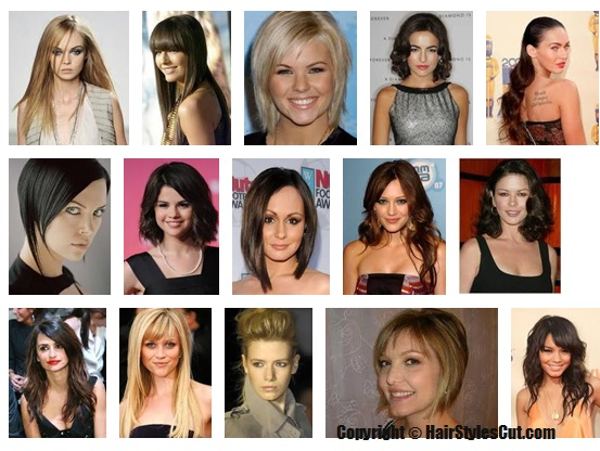 2009 to 2012 Fall Hairstyles - all in one