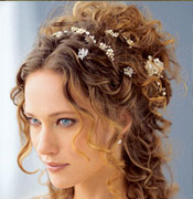 Formal Hairstyle Picture for Wedding