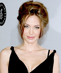 Angelina Jolie Hairstyle