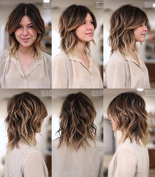 HD wallpapers women s layered hairstyles gallery