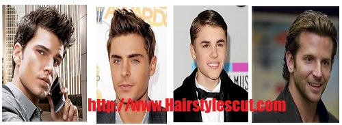 hair gel styles for men