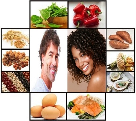 hair loss prevention food