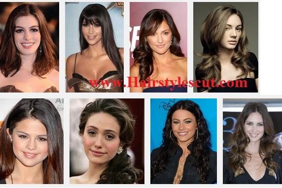 long-brunette-hairstyles