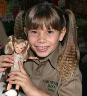 pigtail for girls - crimped