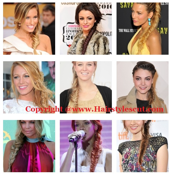 ways of styling - french braids